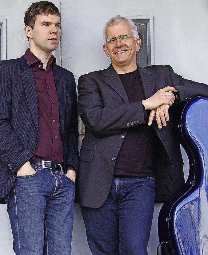 Hansjacob Staemmler und Juris Teichmann